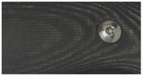 MICARTA Kompozyt z prasowanej tkaniny lnianej lub papierowej. Impregnowany żywicą epoksydową a następnie formowany w lekkie, trwałe i atrakcyjne wizualnie uchwyty. Po odpowiednim wypolerowaniu podobna do drewna, całkowicie wodoodporna. Wygląd i teksturę można zmienić poprzez odpowiednie polerowanie lub piaskowanie.