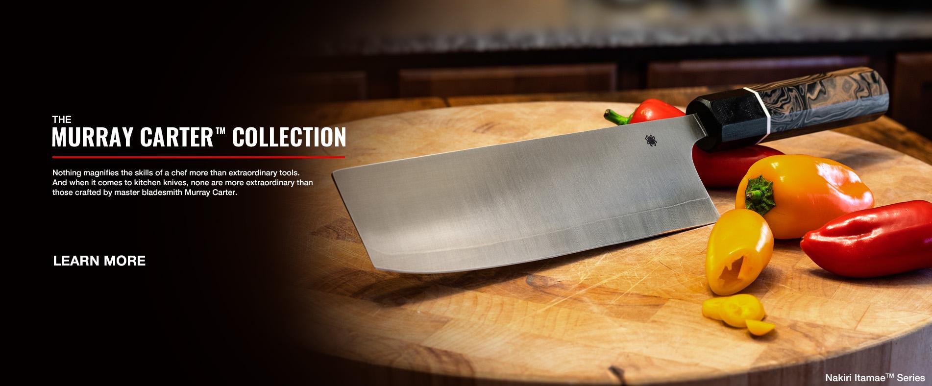 Spyderco Kitchen Classics