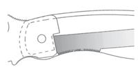 WALKER LINER-LOCK System blokujący opracowany przez niestandardowego producenta noży Michaela Walkera, który wykorzystuje sprężynę w kształcie liścia podzieloną od wkładki, która klinuje się bocznie względem nachylonej powierzchni na trzpieniu ostrza.